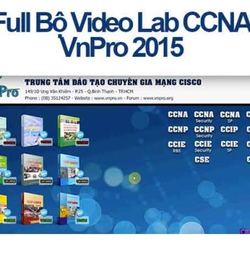 video lab ccna vnpro