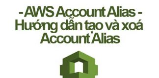 aws account alias