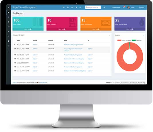 Hướng dẫn cài đặt Snipe-IT trên CentOS để quản lý tài sản IT