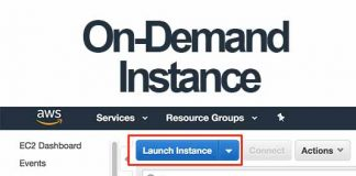 on-demand instance