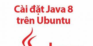 cài đặt java 8 trên ubuntu