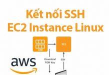 kết nối ssh đến ec2 instance