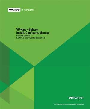 ebook lab vmware vsphere 65 install configure manage pdf