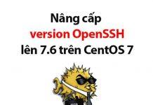 nâng cấp version openssh trên centos 7