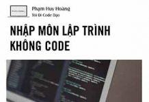 nhập môn lập trình không code pdf