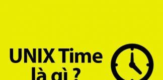 unix time là gì