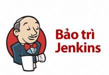 bảo trì jenkins
