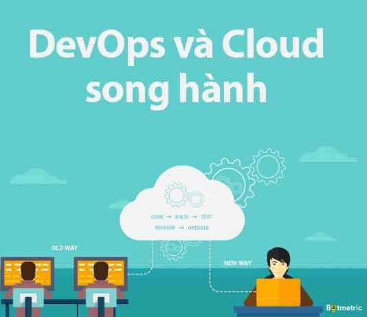devops cloud song hành
