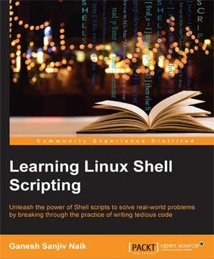ebook learning linux shell scripting