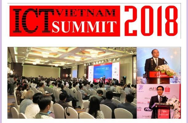 ICT Vietnam Summit 2018