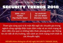 security trends 2018