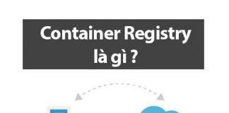 container registry là gì