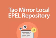 tạo mirror local epel repository