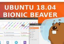 ubuntu 18.04 bionic