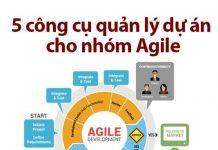 5 công cụ quản lý dự án cho nhóm Agile