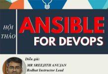 hội thảo ansible for devops