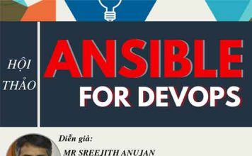 hội thảo ansible for devops
