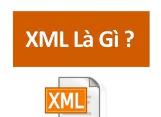 xml là gì
