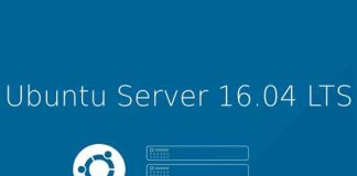 cài đặt ubuntu server 16.04
