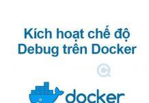 chế độ debug trên docker