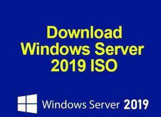 download windows server 2019 iso