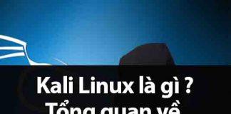 kali linux là gì