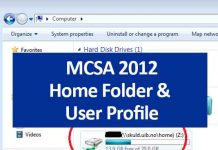 mcsa2012-domain-network-home-folder-va-user-profile