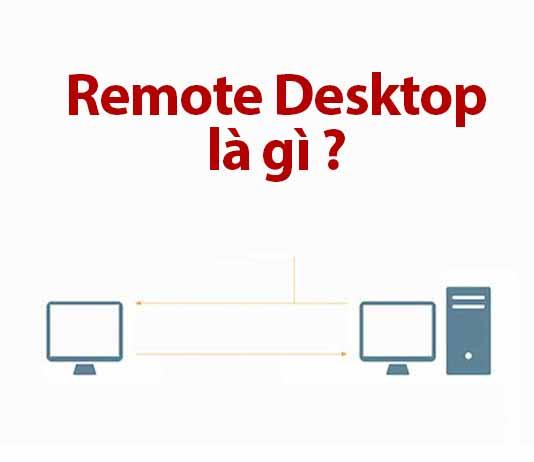 remote desktop là gì