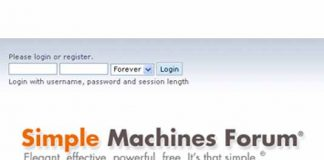 simple machine forum