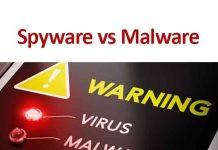 spyware va malware