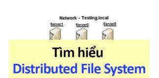 tìm hiểu distributed file system mcsa 2012