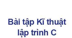 bap-tap-ki-thuat-lap-trinh-c-pdf