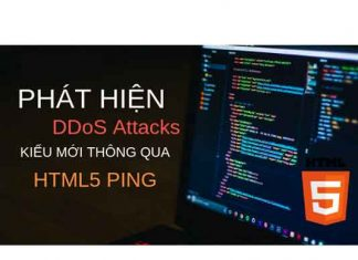 ddos-html5-ping-method