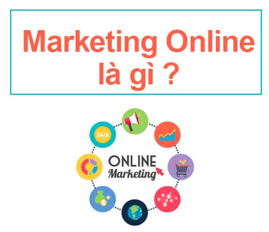 Marketing Online là gì ? Tổng quan về Marketing Online