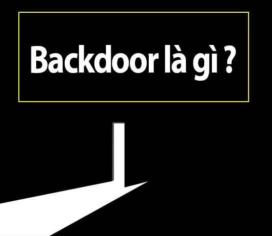 backdoor-la-gi