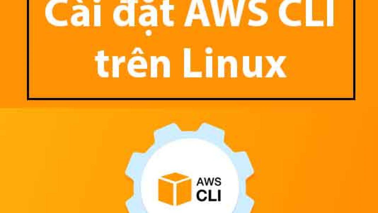 Hướng dẫn cài đặt AWS CLI trên Linux - Technology Diver