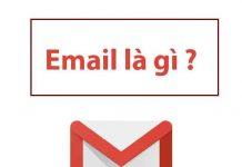 email-la-gi-thu-dien-tu-la-gi