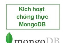 kich-hoat-chung-thuc-trong-mongodb