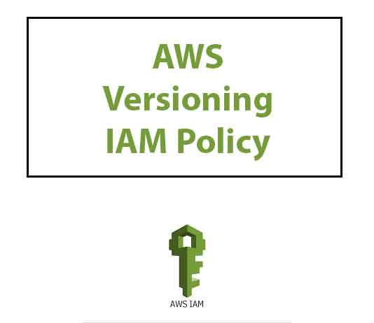 aws-versioning-iam-policy
